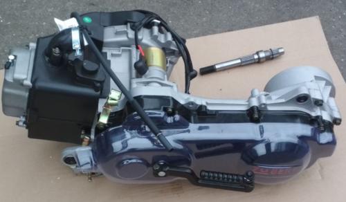 Двигатель бензиновый ZUBERT 139QMB (50СС)(10 колесная база для скутера )