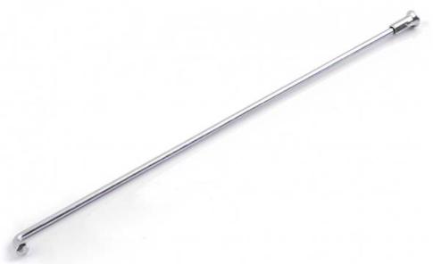 Спица 26 (260мм) стальная с головкой (уп. 144шт)