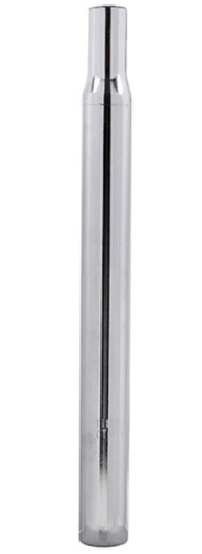 Подседельный штырь 300/25.4мм сталь, серебристый