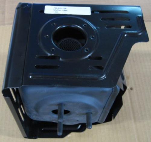 Глушитель для двигателя 188F