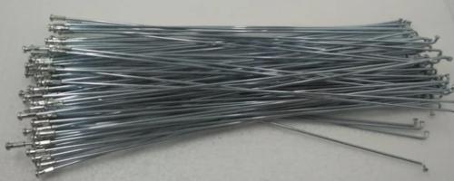 Спица 28 (292мм) стальная с головкой (в упаковке 144шт)