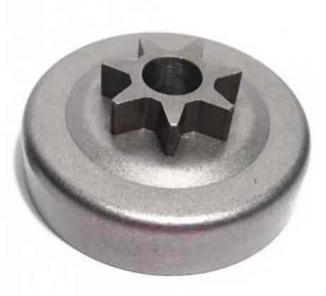Барабан сцепления литой для бензопилы Хускварна Husqvarna 137/142  (0,325,без подшипника)