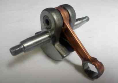 Коленвал для бензокосы (триммера) Oleo-mac Sparta 42/44