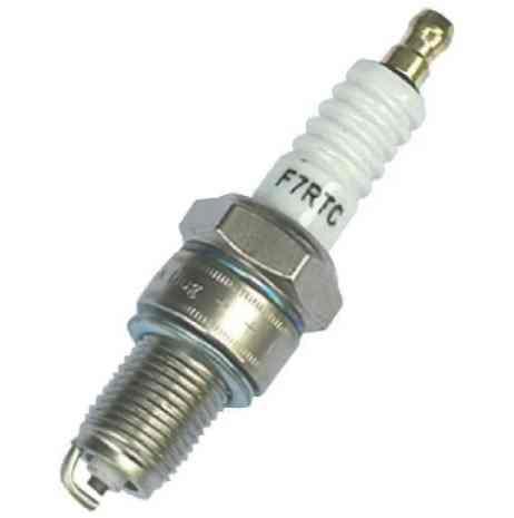 Свеча igp F7RTC(для 4-хтакт верхнеклап;шаг 14х1,25;дл.резьбы 19мм)