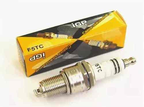 Свеча igp F5TC(шаг 14х1,25;дл.резьбы 19 мм)(мотоблоки,генераторы)