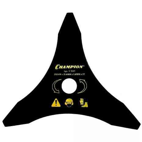 Нож для кустореза Champion 3/250/20 (для Stihl, посадочное отверстие 20мм)(5104)