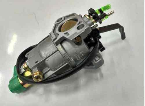 Карбюратор 188/190F (P27-2D)(с электромагнитным клапаном и ручным(не автомат) управлением воздушной заслонкой)