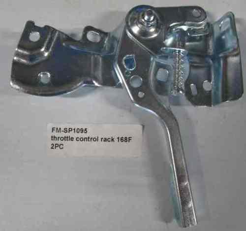 Механизм управления карбюратором для двигателя 168/170F