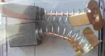 Щетка (№500) Rezer, к МШУ-230/2100 Калибр(2 шт/блистер) 7х13х16