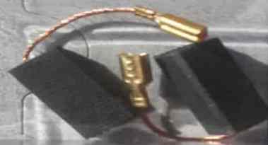 Щетка (№537) Rezer, Bosch GBH2-24DS, GBH2-24DSR, (2 шт/блистер) 5*8*16