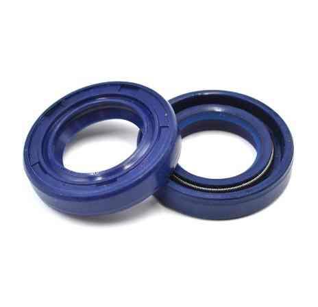 Сальник коленвала FKM для бензопилы Штиль Stihl 170/180 (синий,комплект,улучшенный)
