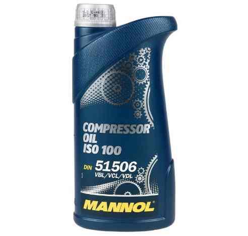 Масло MANNOL Compressor Oil 1л (для компрессоров)