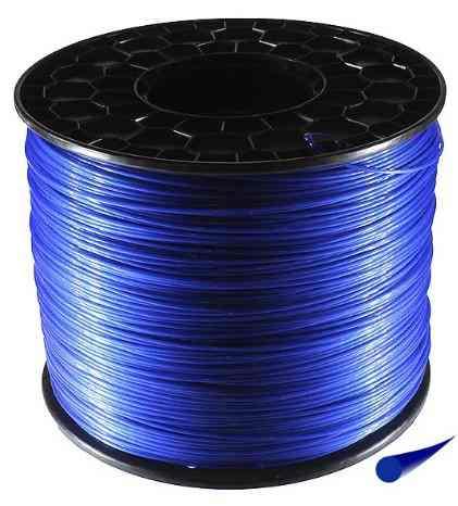 Леска 2,4*231м круг (синий) Winzor (бухта)
