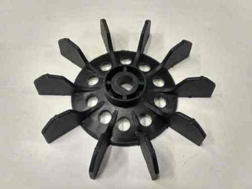 Крыльчатка вентилятора для компрессора AE-251-1(посадка 14мм,нар.диаметр 148мм)