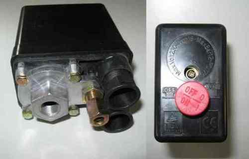 Прессостат для компрессора AC-252