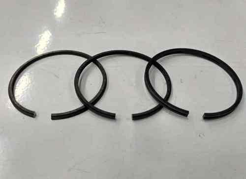 Кольца поршневые для компрессора 42мм AC-125(толщина маслосъемного кольца 2,5мм)