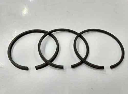 Кольца поршневые для компрессора 42мм AC-127(толщина маслосъемного кольца 3мм)