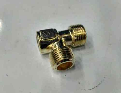 Колено соединительное (тройник) для компрессора AC-254