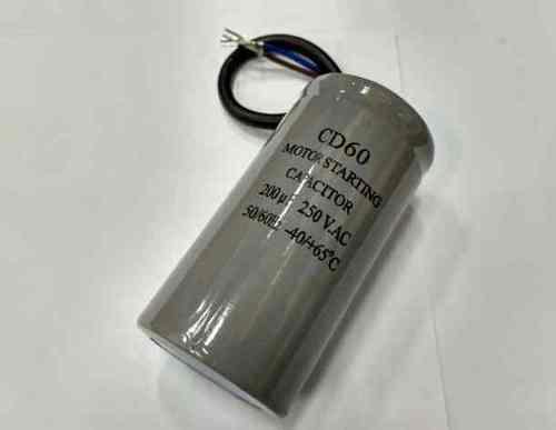 Конденсатор 200мкФ для компрессора AE-1005-B1
