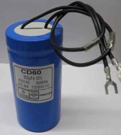 Конденсатор 300мкФ для компрессора