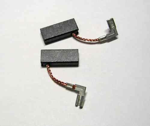 Щетка (№541) Rezer, Bosch 2-26, 5*18*19 (2 шт/блистер)
