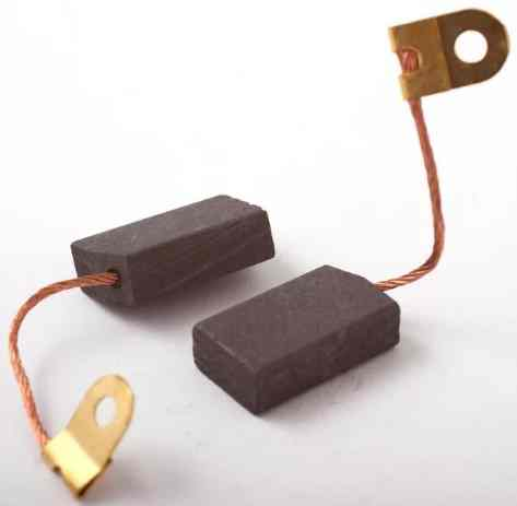 Щетка (№578) Rezer, к МА-1500/МЭ-1800 Интерскол, 6,3*12,20 (2 шт/блистер)