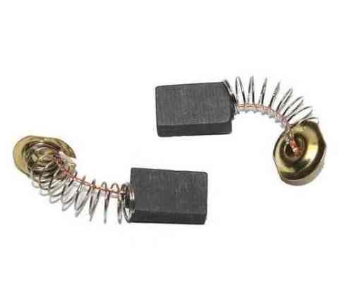 Щетка (№600) Rezer, Makita CB-303A/304A, 5*11*16,5 (2 шт/блистер)