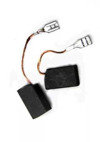 Щетка (№413) Rezer,к ЭП Парма -2М (2 шт/блист) 6,3х12,5х20