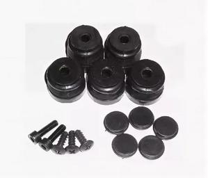 Амортизаторы для бензопилы 4500/5200 (набор 5 аморт. резин.,винты,заглушки)