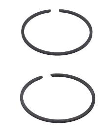 Поршневые кольца для бензореза Штиль Stihl TS400 (49мм, 2шт)