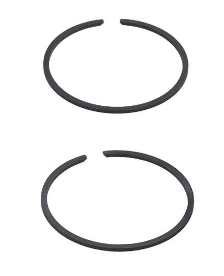 Поршневые кольца для бензокосы (триммера) Shindaiwa B45(2 шт)
