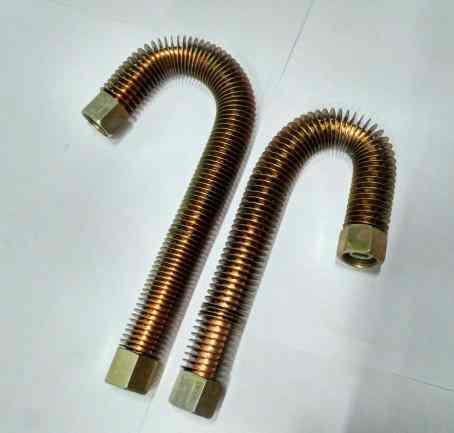 Трубка для компрессора AE-502-3(Головка цилиндра/коллектор) 2шт
