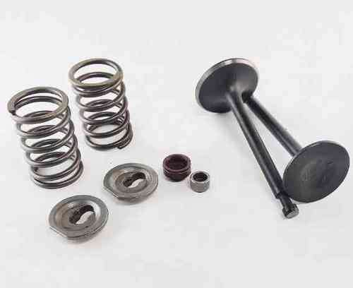 Клапаны для двигателя 168/170F(набор 8 ед.)
