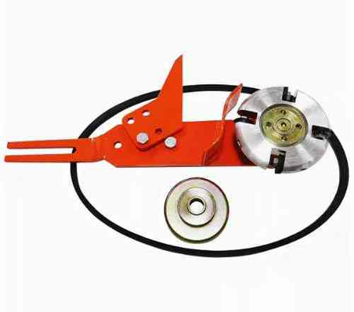 Насадка-чашкорез (дебаркер) к бензопиле 4500/5200