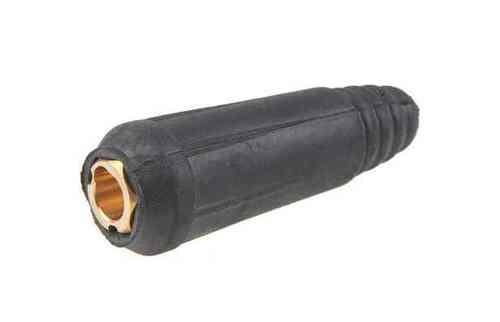 Разъем сварочный удлинительный 10-25 мм2 DX25 (мама)