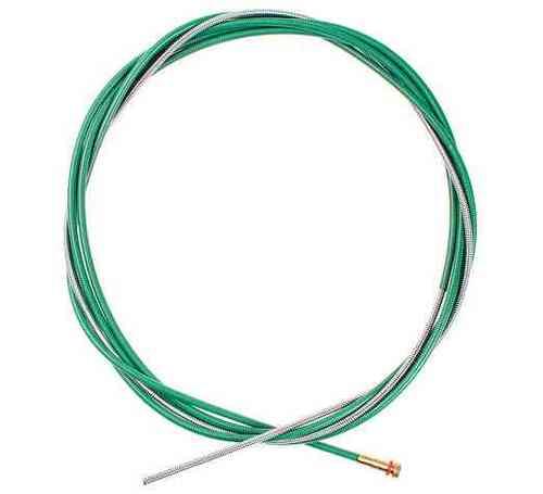 Канал подачи проволоки ф 0.8-1.0 мм для горелки 3 м