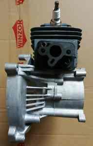Двигатель для бензокосы (триммера) в сборе (шорт-блок) 52сс (44мм)