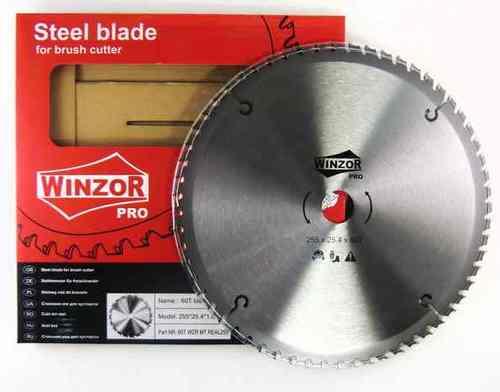 Нож для кустореза 255/1,8x60T Winzor PRO MT(победитовый)