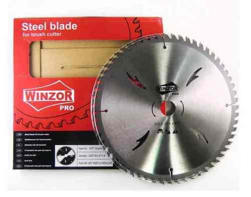 Нож для кустореза 255/1,8x60T Winzor PRO LT(победитовый)