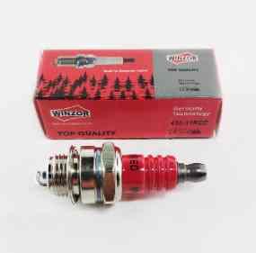 Свеча зажигания Winzor (красный цоколь, для 2-х такт бензопил,триммеров)