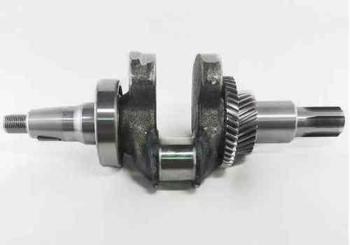 Коленвал для двигателя 188/190F шлицы 25мм