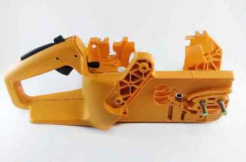 Картер для бензопилы Партнер Partner 350/351 с курками газа (с ручкой, P350-СК)