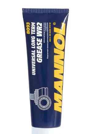 Смазка MANNOL WR-2 230гр (многоцелевая водостойкая смазка)