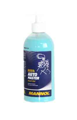 Гель для мытья рук MANNOL 9554 Automaster Hand Gel 500мл