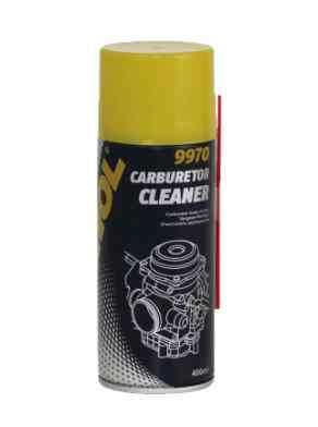 Очиститель карбюратора MANNOL 9970 Carburetor Cleaner 400мл