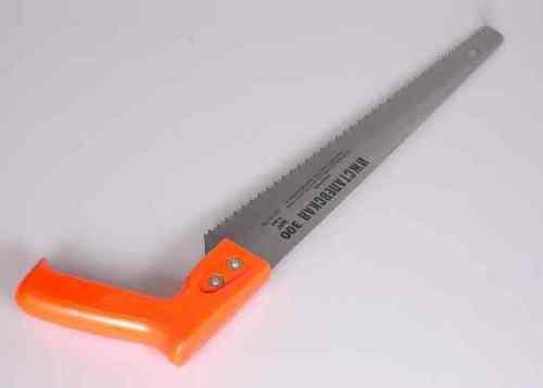 Ножовка по дереву Ижсталевская (300мм, зуб 4мм)