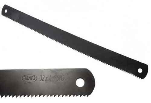 Полотно ножовочное по металлу 300мм (сталь Х6ВФ, Элмез, Беларусь)