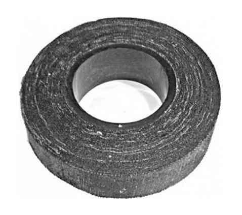 Изолента х/б черная 100г