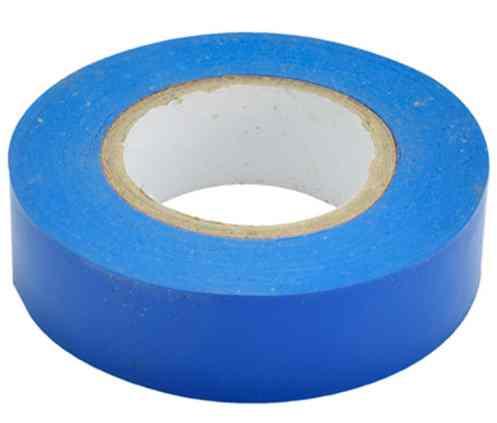 Изолента ПВХ 18ммх20м синяя