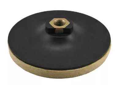 Круг полировальный войлочный для УШМ 125*10*М14